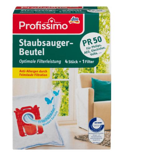 Profissimo Staubsaugerbeutel TYP PR 50