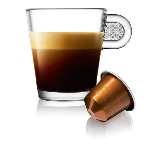Nespresso Original Kaffeekapsel Espresso Ispirazione Genova Livanto