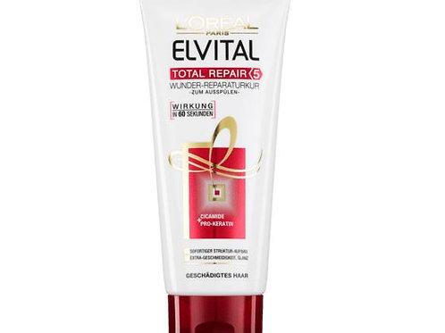 L'Oreal Elvital Haarkur Wunder-Reparaturkur Total Repair 5, 200 ml