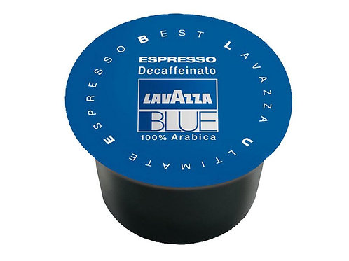 Lavazza Blue Espresso Decaffeinato entkoffeiniert Kapsel Nr. 800
