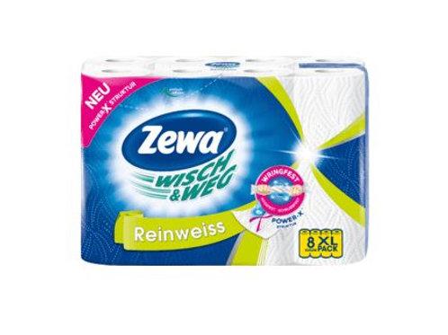Zewa Küchentücher Wisch&Weg XXL-Pack (8 R. x 45 Blatt)