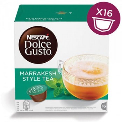 Dolce Gusto Kapsel von Nescafé Marrakesh Style Tea