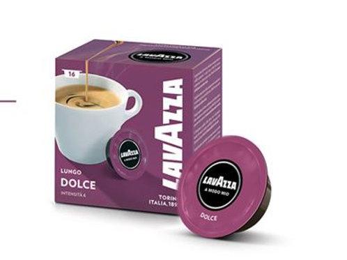 LAVAZZA® A MODO MIO Kompatible Kapsel Caffè Crema Dolce