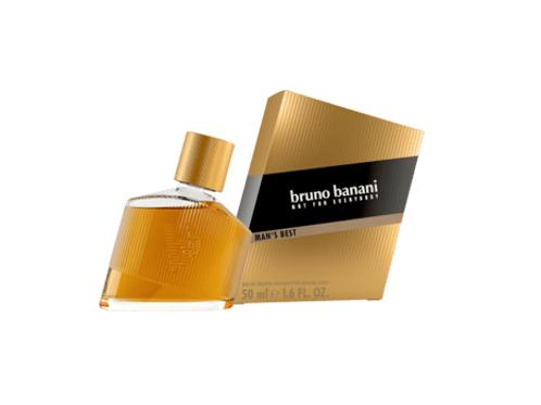 Bruno Banani Eau de Toilette Man`s Best, 50 ml