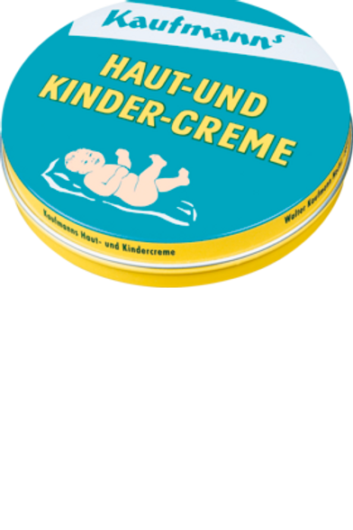 Kaufmann's Pflegecreme Haut- und Kinder-Creme, 75 ml