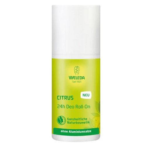 Weleda Citrus 24h Deodorant Roll-on @, 50 ml