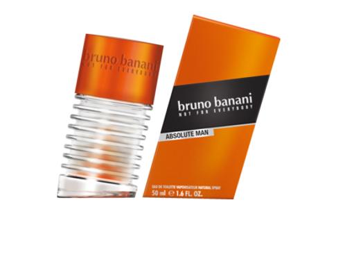 Bruno Banani Eau de Toilette Absolute Man, 50 ml