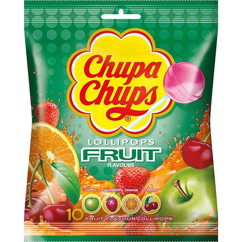 Chupa Chups Fruit 10er