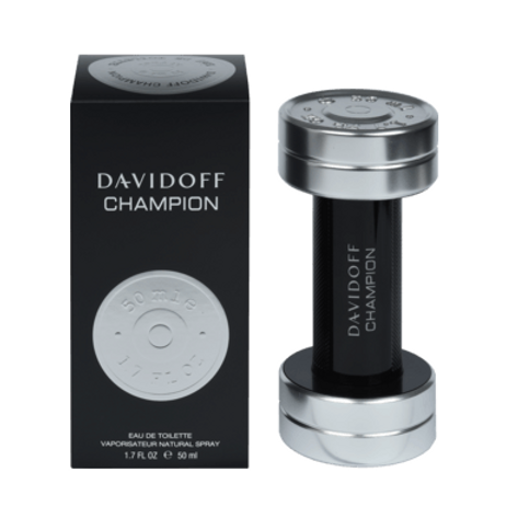 Davidoff Eau de Toilette Champion, 50 ml