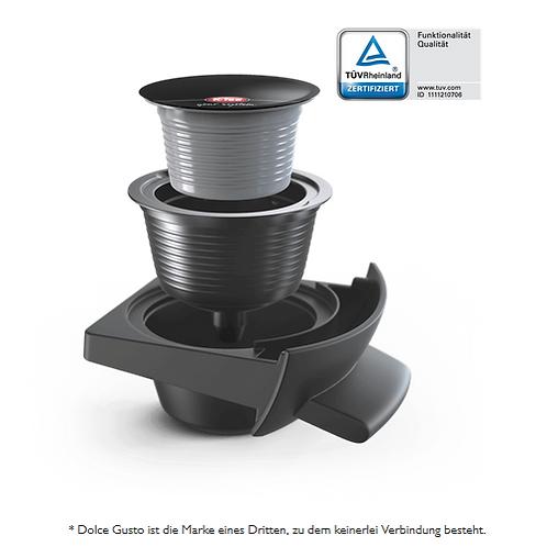 Kapsel-Adapter für Ihre Dolce Gusto® Maschine