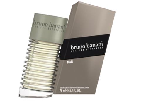 Bruno Banani Eau de Toilette Man, 75 ml