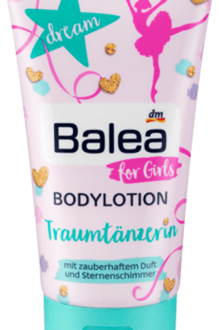 Balea for Girls Bodylotion, Traumtänzerin 150 ml