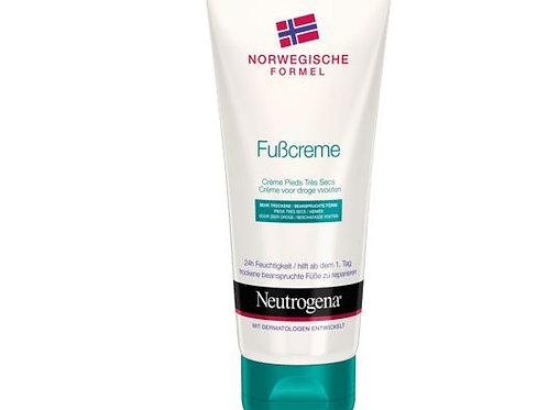 Neutrogena Fusscreme Trockene Haut Norwegische Formel, 100 ml