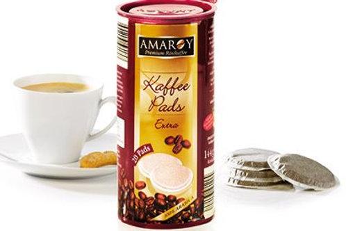 AMAROY Premium Röstkaffee PADS EXTRA