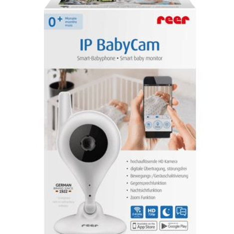 Reer Babyphone mit IP Babycam, 1 St