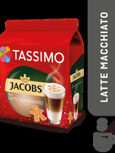 Jacobs Caffé Latte Macchiato Lebkuchen System TASSIMO