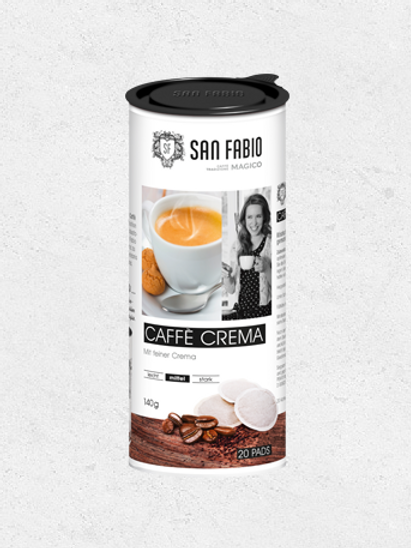 Pads von SAN FABIO Cafè Crema