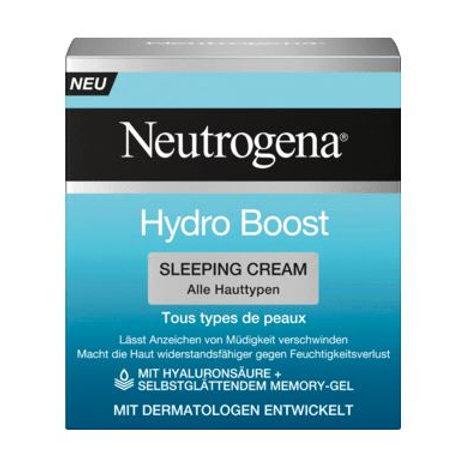 Neutrogena Hydro Boost Nachtcreme, 50 ml