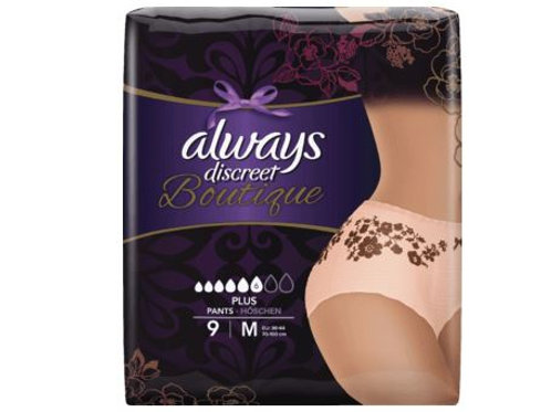 always discreet Boutique Pants Gr.M, 9 St