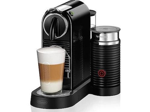 Nespresso CitiZ&milk Black Kaffeemaschine