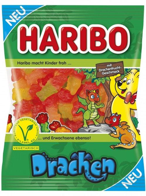 Haribo DRACHEN Vegetarisch, Beutel 200 gramm