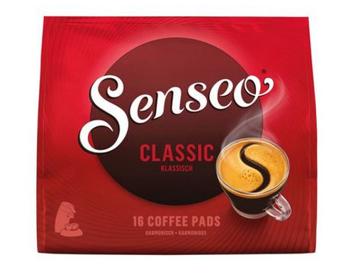 SENSEO gemahlener Röstkaffee PADS CLASSIC