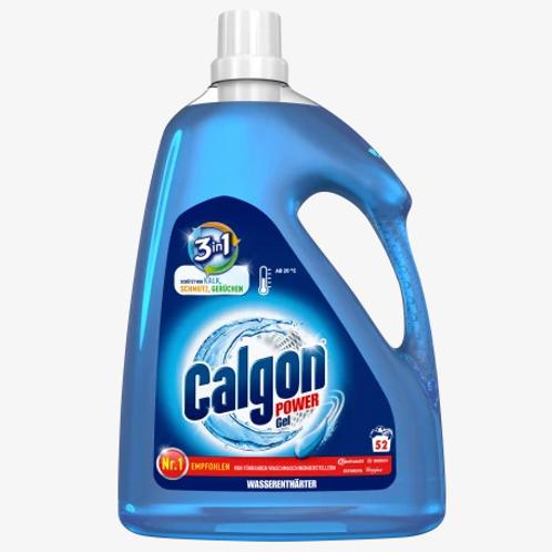 Calgon Wasserenthärter Gel, 2,6 l