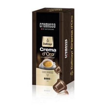 DELIZIO® kompatible Kapsel CREMESSO Dallmayr Crema d'Oro Intensa