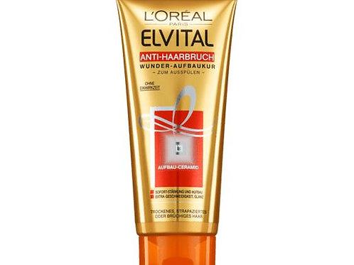 L'Oreal Elvital Haarkur Wunder-Aufbaukur Anti-Haarbruch, 200 ml