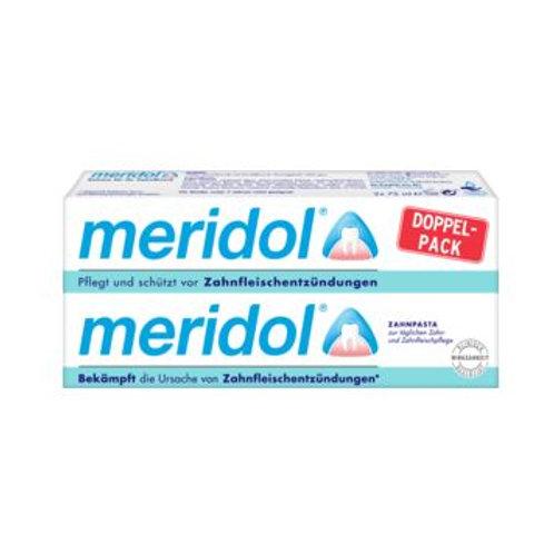 Meridol Zahncreme Doppelpack (2x75ml), 150 ml