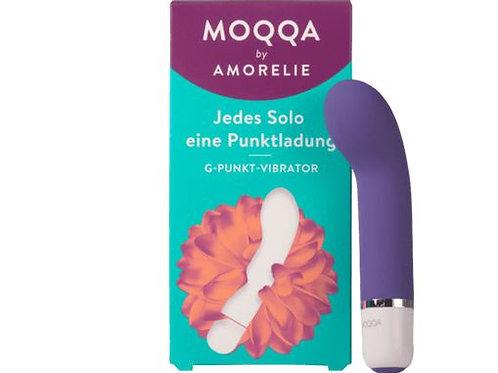 Amorelie MOQQA Dive G-Punkt Vibrator Raspberry, 1 St