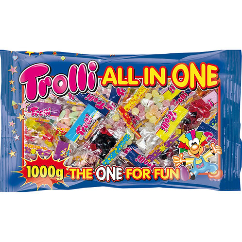 Trolli All in one Minibeutel 50x20g