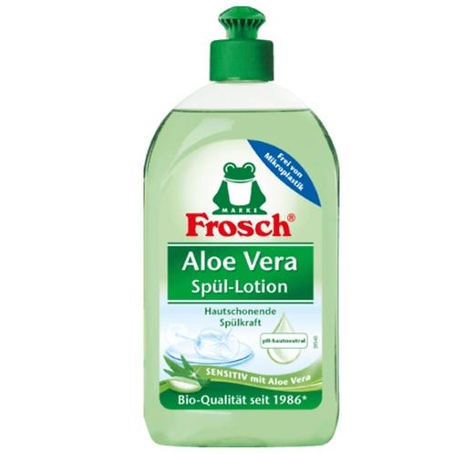 Frosch Spülmittel-Lotion Aloe Vera, 500 ml