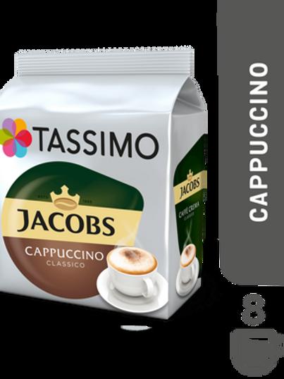 Jacobs Caffé Cappuccino classico System TASSIMO