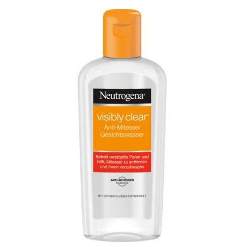 Neutrogena Gesichtswasser Visibly Clear Anti-Mitesser, 200 ml