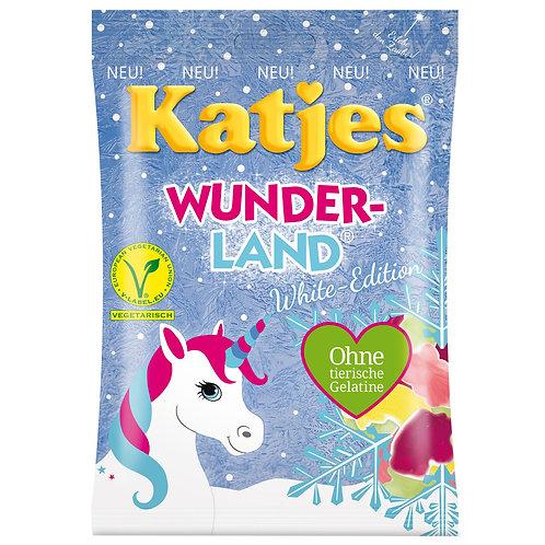 Katjes Wunderland White Edition, Beutel 200 gramm