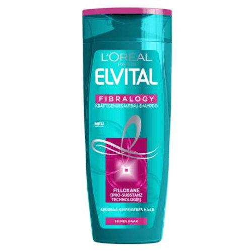 L'Oreal Elvital Shampoo Fibralogy, 250 ml