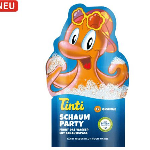 Tinti Schaumparty Bad, 40 ml
