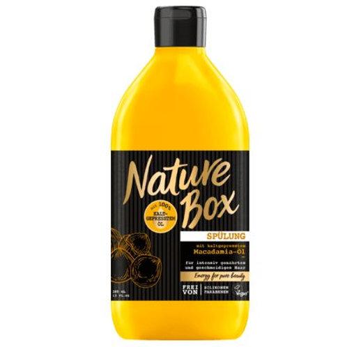 Nature Box Spülung Macadamia, 385 ml