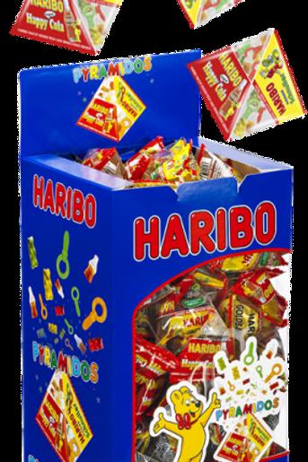 HARIBO Pyramidos Minibeutel 750 gramm