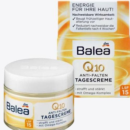 Balea Tagescreme Q10 Anti-Falten LSF15, 50 ml