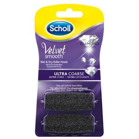 Scholl Nachfüller Pedi Wet & Dry Ultra Stark, 2 St