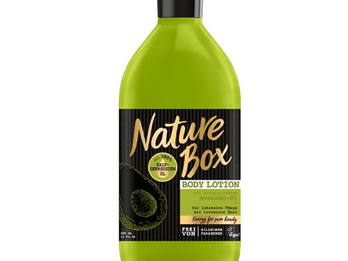Nature Box Bodylotion Mandel, 385 ml