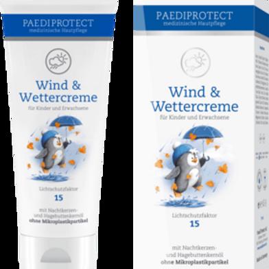 PAEDIPROTECT Wind- und Wettercreme, 75 ml