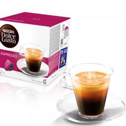 Dolce Gusto Kapsel von Nescafé Espresso