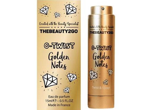 O-Twist Eau de Parfum Golden Notes, 15 ml