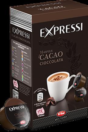 K-Fee Kapsel Expressi CACAO CIOCCOLATA