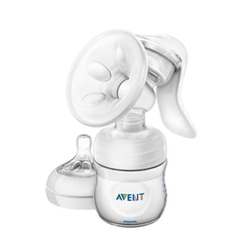 Philips AVENT Handmilchpumpe Naturnah Komfort