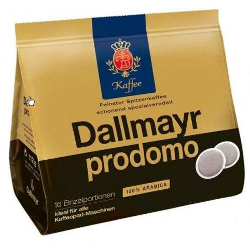 Dallmayr Kaffeepads Prodomo 16er