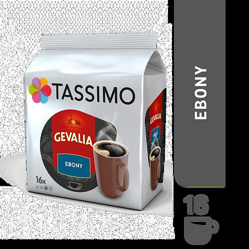 Gevalia Ebony Kaffeekapsel System TASSIMO